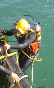 Subsea Diving
